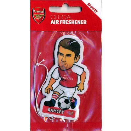 Arsenal F.C. žaidėjų formos oro gaivikliai Paveikslėlis 3 iš 14 251009000289