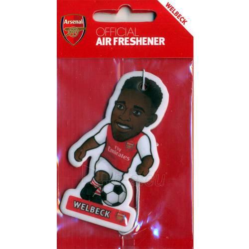 Arsenal F.C. žaidėjų formos oro gaivikliai Paveikslėlis 14 iš 14 251009000289