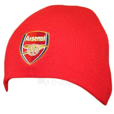 Arsenal F.C. žieminė kepurė (Raudona) Paveikslėlis 1 iš 2 251009000292