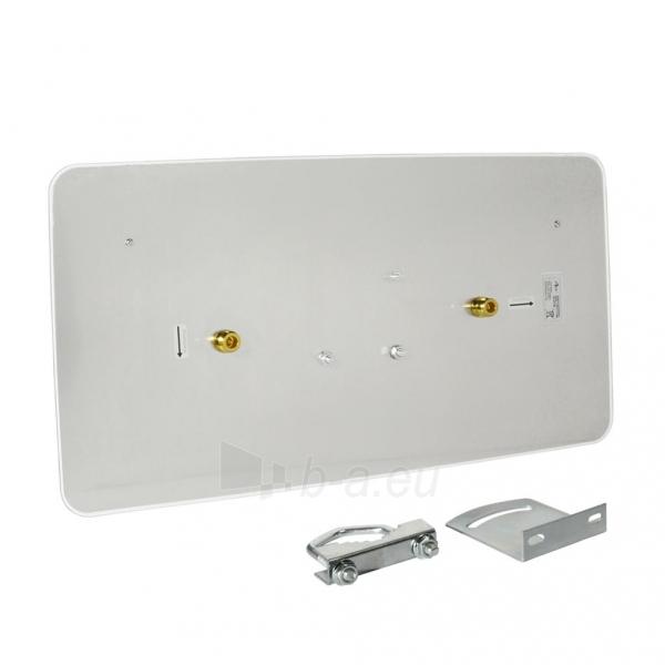 ART Antena OUTDOOR DUAL LTE 1800MHz 17dBi 2x slot N female Paveikslėlis 3 iš 4 250257100604