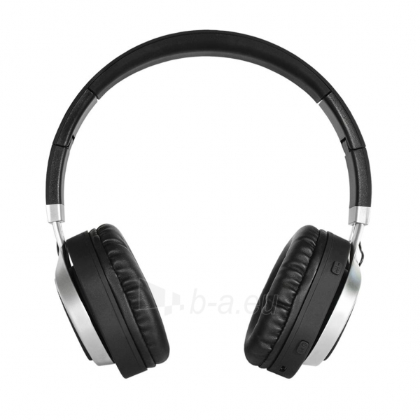 ART Bluetooth Headphones with microphone AP-B04 black/silver Paveikslėlis 5 iš 6 250255091341