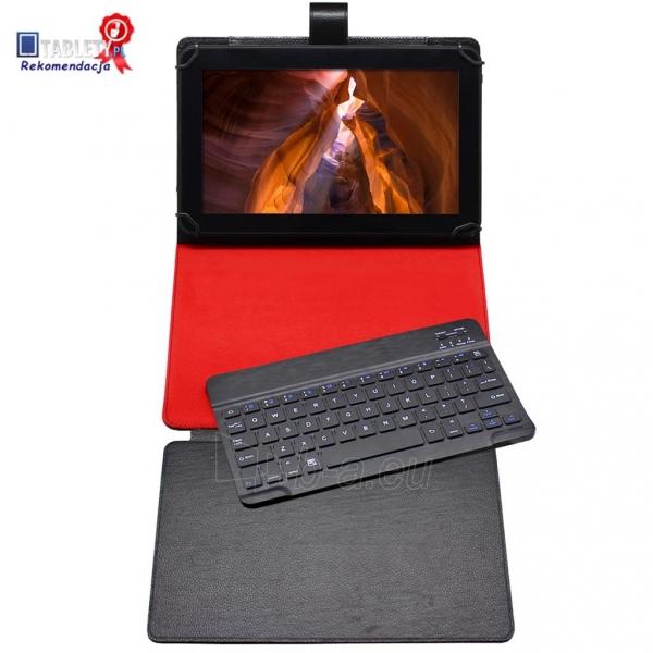 ART dėklas + BLUETOOTH klaviatūra skirta planšetiniams kompiuteriams 10.1 AB- Paveikslėlis 1 iš 7 310820013473