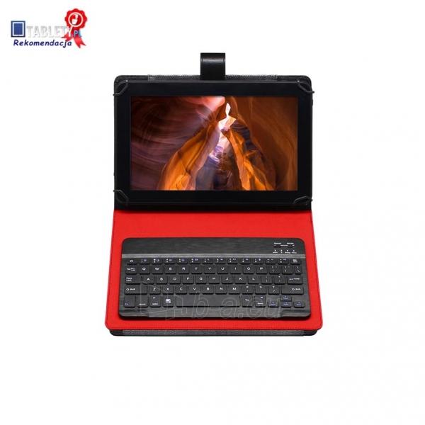 ART dėklas + BLUETOOTH klaviatūra skirta planšetiniams kompiuteriams 10.1 AB- Paveikslėlis 2 iš 7 310820013473