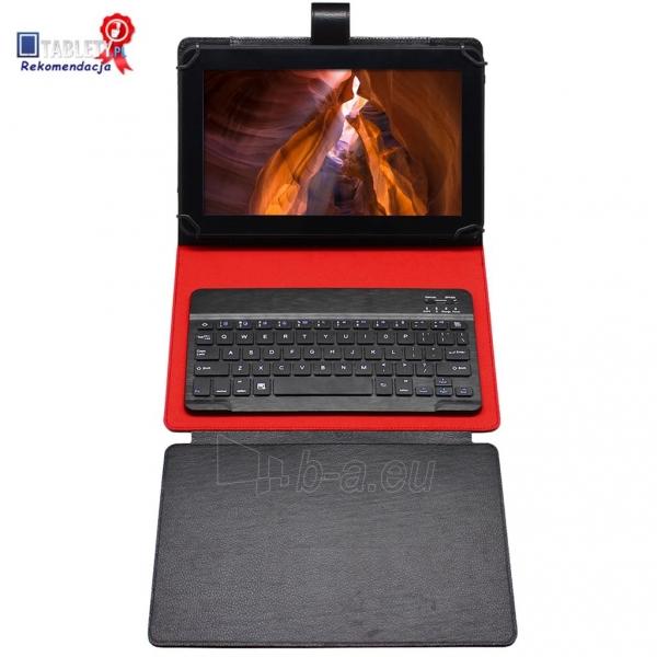 ART dėklas + BLUETOOTH klaviatūra skirta planšetiniams kompiuteriams 10.1 AB- Paveikslėlis 3 iš 7 310820013473