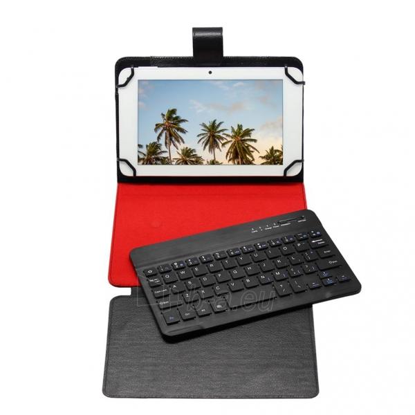 ART dėklas + BLUETOOTH klaviatūra skirta planšetiniams kompiuteriams 7-7.1 AB Paveikslėlis 1 iš 8 310820013471
