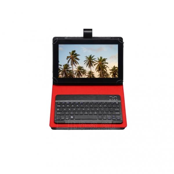 ART dėklas + BLUETOOTH klaviatūra skirta planšetiniams kompiuteriams 7-7.1 AB Paveikslėlis 2 iš 8 310820013471