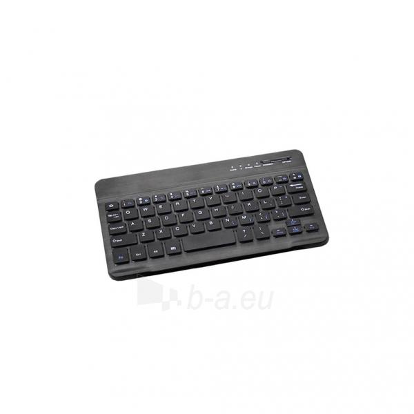 ART dėklas + BLUETOOTH klaviatūra skirta planšetiniams kompiuteriams 7-7.1 AB Paveikslėlis 4 iš 8 310820013471