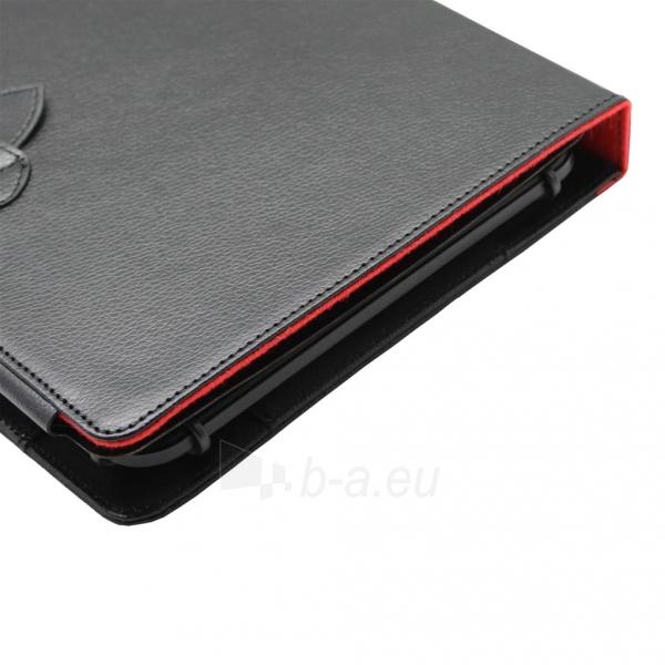ART dėklas + BLUETOOTH klaviatūra skirta planšetiniams kompiuteriams 7-7.1 AB Paveikslėlis 7 iš 8 310820013471