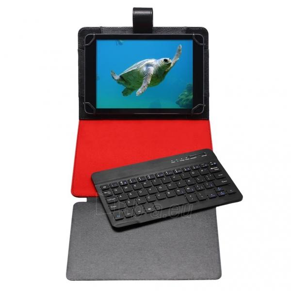 ART dėklas + BLUETOOTH klaviatūra skirta planšetiniams kompiuteriams 8 AB-108 Paveikslėlis 1 iš 8 310820013472