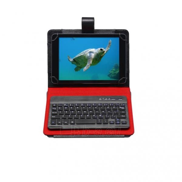 ART dėklas + BLUETOOTH klaviatūra skirta planšetiniams kompiuteriams 8 AB-108 Paveikslėlis 2 iš 8 310820013472