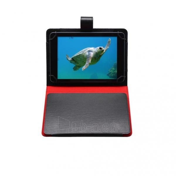 ART dėklas + BLUETOOTH klaviatūra skirta planšetiniams kompiuteriams 8 AB-108 Paveikslėlis 3 iš 8 310820013472