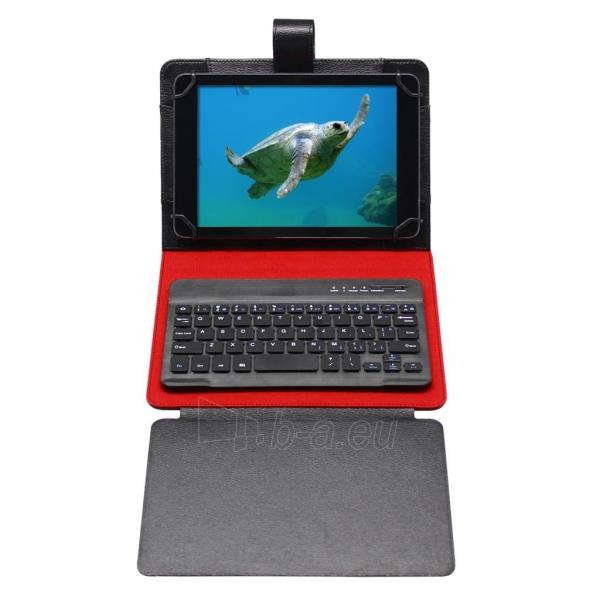 ART dėklas + BLUETOOTH klaviatūra skirta planšetiniams kompiuteriams 8 AB-108 Paveikslėlis 6 iš 8 310820013472