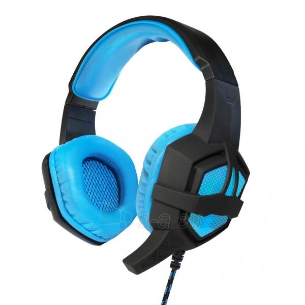 ART GAMING ausinės su mikrafonu FLASH illuminate Paveikslėlis 2 iš 8 310820042369