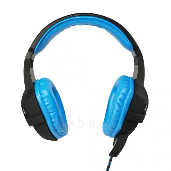 ART GAMING ausinės su mikrafonu FLASH illuminate Paveikslėlis 3 iš 8 310820042369