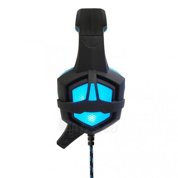 ART GAMING ausinės su mikrafonu FLASH illuminate Paveikslėlis 4 iš 8 310820042369