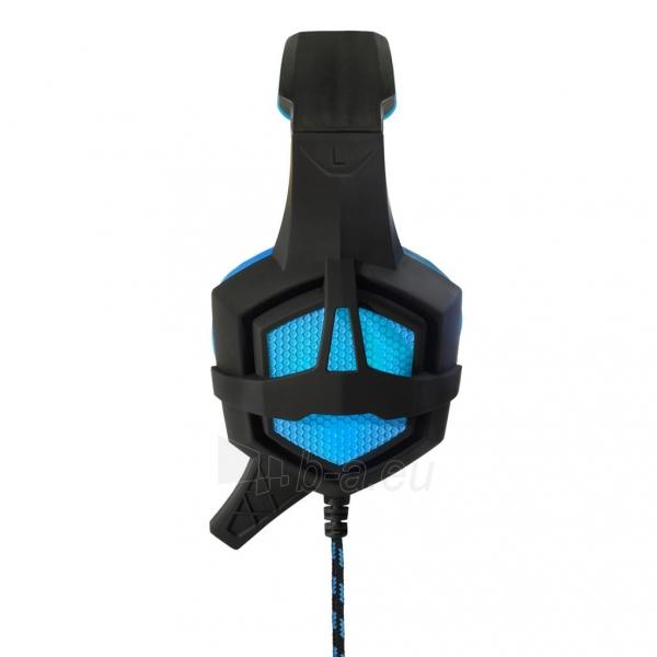 ART GAMING ausinės su mikrafonu FLASH illuminate Paveikslėlis 5 iš 8 310820042369