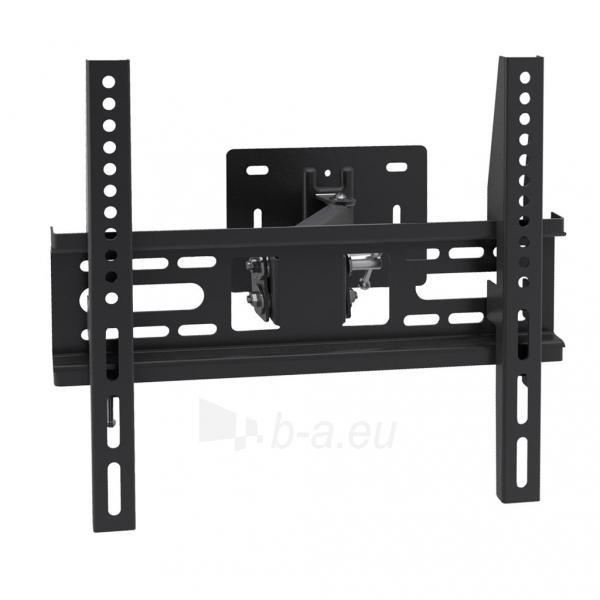 ART laikiklis AR-49 22-47 for LCD/LED black 30KG vertical and level adjustment Paveikslėlis 1 iš 3 310820039822