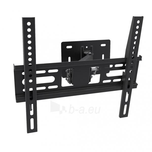 ART laikiklis AR-49 22-47 for LCD/LED black 30KG vertical and level adjustment Paveikslėlis 2 iš 3 310820039822