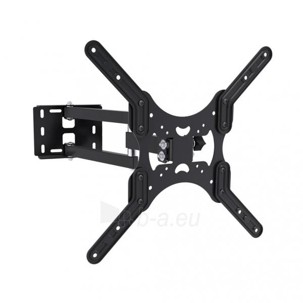 ART laikiklis AR-74 for LCD/LED TV 19-50 35kg reg. vertical/level Paveikslėlis 1 iš 7 310820037646