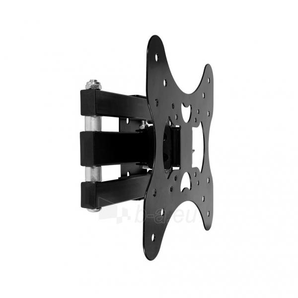ART laikiklis AR-74 for LCD/LED TV 19-50 35kg reg. vertical/level Paveikslėlis 2 iš 7 310820037646