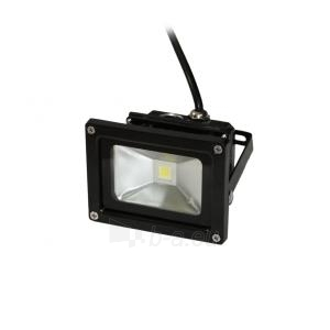 ART Lauko šviestuvas LED 10W,IP65,AC80-265V,black, 4000K- balta šviesa Paveikslėlis 1 iš 4 224114000212