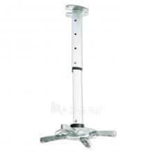 ART Projektoriaus laikiklis P-102 *40-62cm*  15KG sidabrinis Paveikslėlis 1 iš 3 30058300196