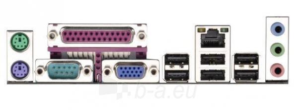 ASROCK 775I65G R3.0 socket775 Dual Chann Paveikslėlis 2 iš 2 250255051017