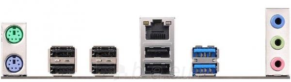 ASRock 970M PRO3, 970, SB950, DualDDR3-1333, SATA3, RAID, mATX Paveikslėlis 2 iš 2 250255051737
