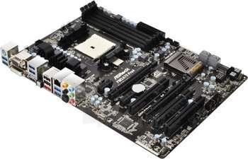 ASROCK FM2 A75 DDR3 SATA3 RAID ATX Paveikslėlis 1 iš 1 250255050935