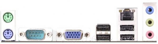 ASRock G41C-GS R2.0, G41, ICH7, COMBO DDR2-800/DDR3-1066, 4xSATA2, VGA, mATX Paveikslėlis 2 iš 2 250255051747