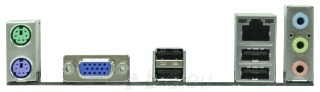 ASRock G41M-VS3, G41, DualDDR3-1333, SATA2, VGA, LAN, mATX Paveikslėlis 2 iš 2 250255051471