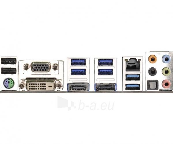 ASRock Z97 EXTREME4/3.1, Z97, DualDDR3-1600, SATA3, HDMI, DVI, VGA, USB 3.1, ATX Paveikslėlis 3 iš 3 250255051755