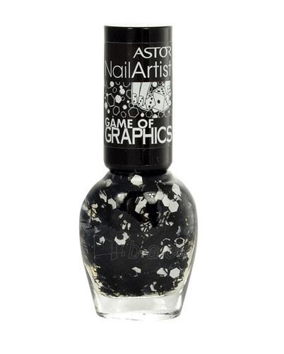 Astor Nail Artist Cosmetic 6ml 3260E Game Of Graphics Polish Paveikslėlis 1 iš 1 250874000921