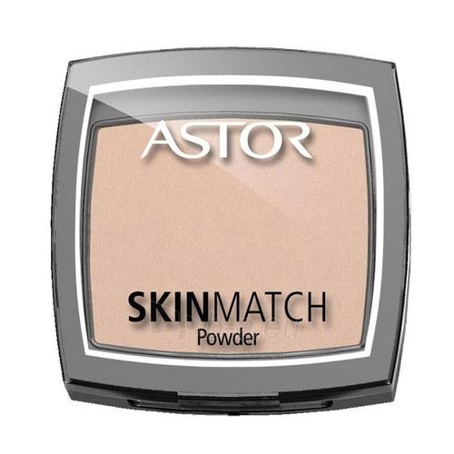 Astor veido pudra, kosmetikos 7g 100 Ivory Paveikslėlis 1 iš 1 250873300439