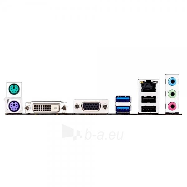 ASUS A68HM-K, AMD A68H, DualDDR3-2133, SATA3, D-Sub, DVI, mATX Paveikslėlis 2 iš 2 250255051525