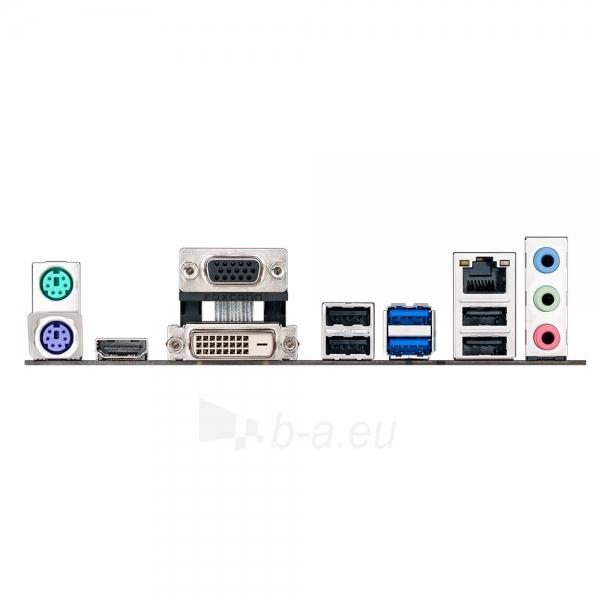 ASUS A88XM-PLUS, A88X Bolton D4, DualDDR3-2133, 8xSATA3, HDMI, DVI, RAID, mATX Paveikslėlis 3 iš 3 250255051529