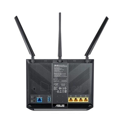 Asus DSL-AC68U AC1900 Dual-band Wireless VDSL2/ADSL Modem , Annex A&B Paveikslėlis 8 iš 13 250257200497