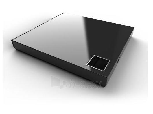 ASUS External Slim Blu-ray Writer, Black, SBW-06D2X-U/BLK/G/AS Paveikslėlis 2 iš 2 250255300246