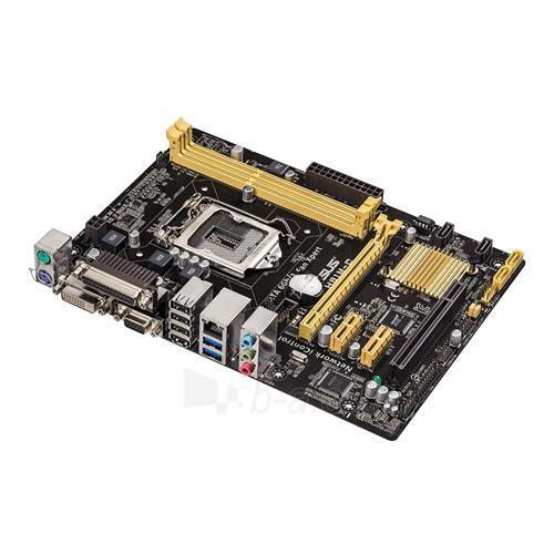 ASUS H81M-C Socket1150 mATX Paveikslėlis 1 iš 1 250255051097