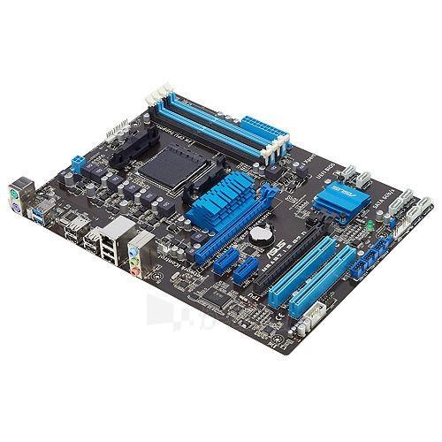 ASUS M5A97 LE R2.0 SocketAM3+ DDR3 ATX Paveikslėlis 1 iš 1 250255051113