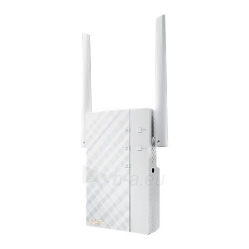 Asus RP-AC56 Dual band Wireless AC1200 wall-plug Range Extender/Access Point Paveikslėlis 1 iš 5 250257100688