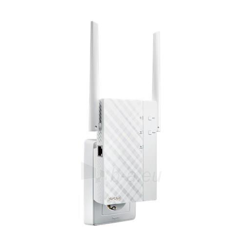 Asus RP-AC56 Dual band Wireless AC1200 wall-plug Range Extender/Access Point Paveikslėlis 2 iš 5 250257100688
