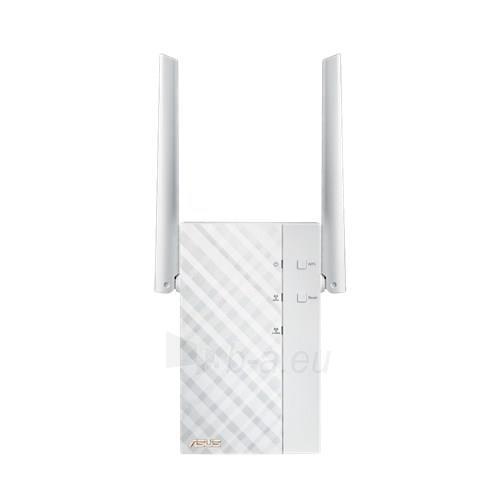 Asus RP-AC56 Dual band Wireless AC1200 wall-plug Range Extender/Access Point Paveikslėlis 5 iš 5 250257100688