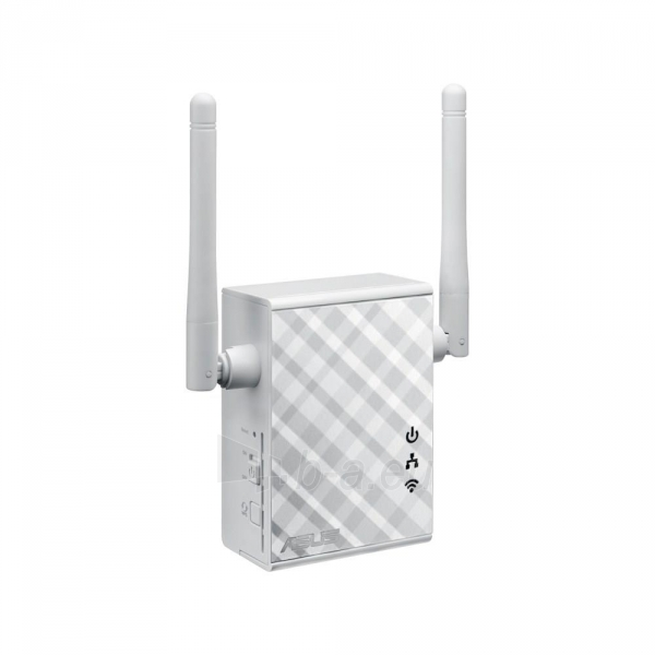 Asus RP-N12 Wireless-N300 Range Extender / Access Point / Media Bridge Paveikslėlis 1 iš 3 250257100676