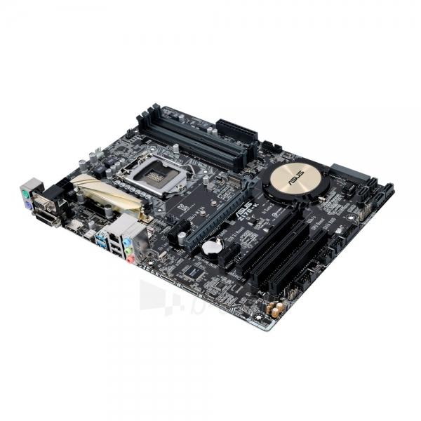 ASUS Z170-K LGA1151 ATX DDR4 Mainboard Paveikslėlis 1 iš 1 250255051845