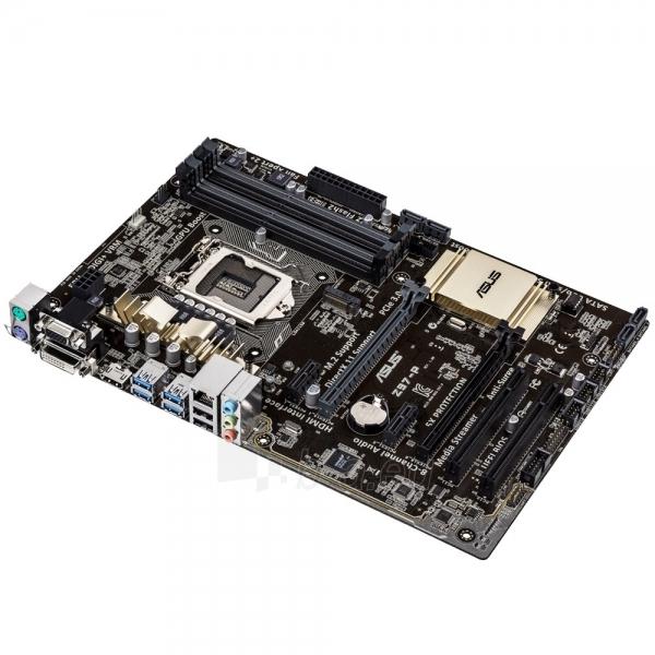 ASUS Z97-P LGA1150 Intel Z97 ATX Paveikslėlis 1 iš 1 250255051705