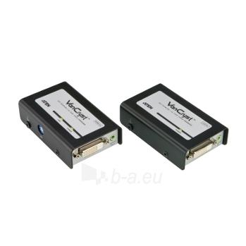 ATEN Video Extender  DVI  audio 60m ATEN Paveikslėlis 1 iš 3 250257600904