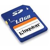 Atm.kort. KINGSTON SD 1GB Paveikslėlis 1 iš 1 250255120663