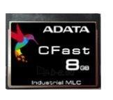 Atminties kortelė Adata Industria CFast 8GB, MLC, nuo 0 iki 70C Paveikslėlis 1 iš 1 250255122745