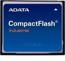 Atminties kortelė Adata Industrial CF 2GB, SLC, nuo -40 iki 85C Paveikslėlis 1 iš 1 250255123124